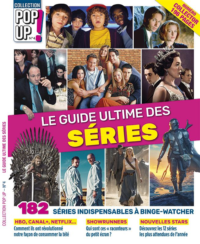 Le guide ultime des séries - Collection Pop Up 04 -  Diverti Editions