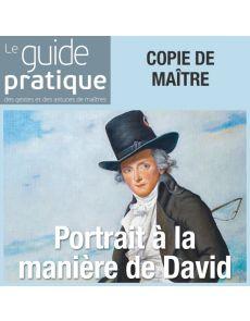 Un portrait classique à la manière de David - Guide Pratique Numérique