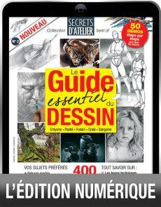 TELECHARGEMENT : Le Guide du DESSIN - Crayons, pastel, fusain, craie, sanguine