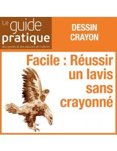 Facile : réussir un lavis sans crayonné - Guide Pratique Numérique