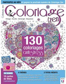 Coloriage Zen n°11