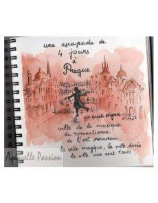 Une escapade de 4 jours à Prague - Annick Nuger