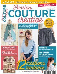 Passion Couture Créative 28 - 12 créations tendance