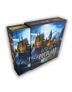 Harry Potter : le grand livre pop-up de Poudlard