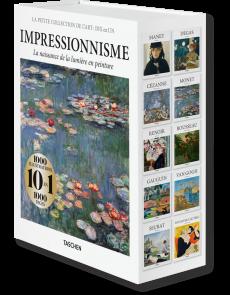 La petite collection de l'art : dix en un. impressionnisme. La naissance de la lumière dans la peinture