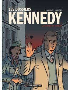 BD Les dossiers Kennedy Tome 2 - La guerre en Europe - Erik Varekamp, Mick Peet