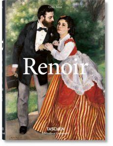 Renoir - Peintre du bonheur - Gilles Néret