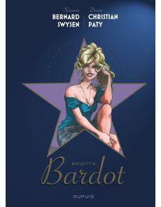BD Les étoiles de l'histoire Tome 03 - Brigitte Bardot Bernard Swysen, Christian Paty