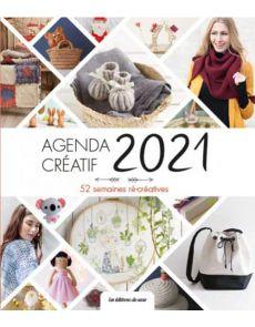 Agenda créatif - 52 semaines ré-créatives - Edition 2021