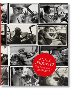 Annie Leibovitz - The early years, 1970-1983 - English, French and German Edition