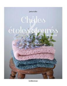 Châles & étoles ajourés by Woolenberry - Janina Kallio