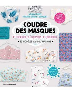 Coudre des masques + écologique + économique + confortable - Virginie Bouquet, Modani Paris