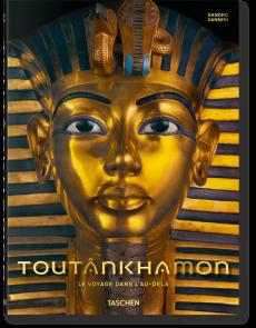 Toutânkhamon - Le voyage dans l'au-delà (40th Anniversary Edition) - Sandro Vannini