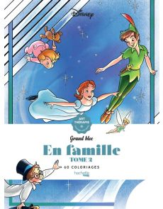 En famille - 60 coloriages anti-stress. Tome 2 - William Bal