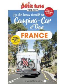 Les plus beaux circuits en camping-car et van - Edition 2021-2022 - Petit Futé