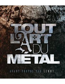 Tout l'art du métal - Martin Popoff, Malcolm Dome