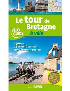 Le tour de Bretagne à vélo - Nicolas Moreau-Delacquis