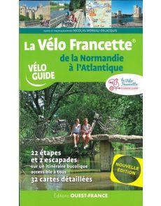 La Vélo Francette - De la Normandie à l'Atlantique - Nicolas Moreau-Delacquis