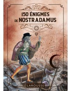 150 Enigmes de Nostradamus - Sandra Lebrun, Loïc Audrain