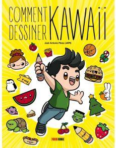 Comment dessiner Kawaii - José Antonio Pérez