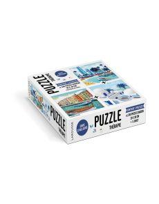 Puzzle Envie d'ailleurs - 3 puzzles de 240 pièces chacun