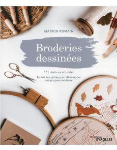 Broderies dessinées -  Marion Romain