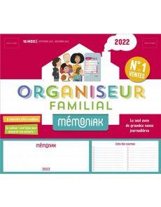 Organiseur familial Le Mémoniak - Edition 2022 - Nesk