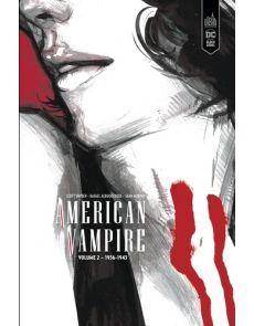 BD American Vampire Intégrale Tome 2 - 1936-1943