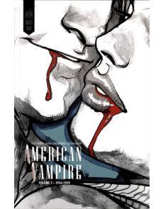 BD American Vampire Intégrale Tome 3 - 1954 - 1959