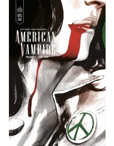 BD American Vampire Intégrale Tome 4 - 1963-1967