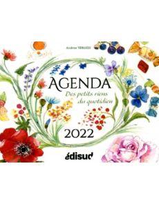Agenda des petits riens du quotidien 2022 - Andrée Terlizzi