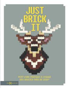 Just brick it - Petit livre pratique à l'usage des adultes fans de Lego - David Scarfe, Andy Pickford
