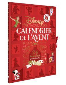 Calendrier de l'Avent - Disney classiques - 24 histoires pour attendre Noël