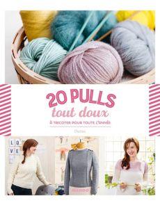 20 pulls tout doux à tricoter pour toute l'année - Charlov
