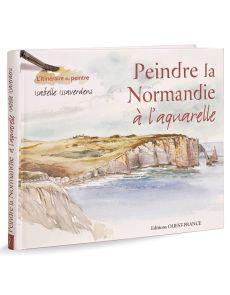 Peindre la Normandie à l'aquarelle