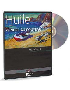 Huile - Peindre au couteau volume 4 – DVD