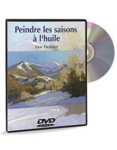 Peindre les saisons à l'huile – DVD