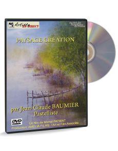 Paysage création – DVD