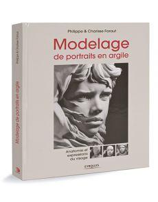 Modelage de portraits en argile