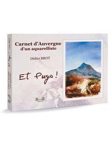Carnet d'Auvergne d'un aquarelliste