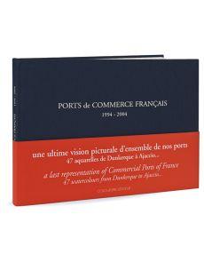 Ports de commerce français - Aquarelles de Jean Brun