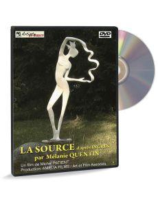 Sculpture, Mélanie Quentin - La source d'après Ingres
