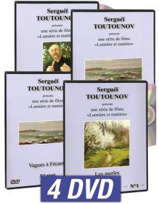 Serguei Toutounov - Coffret 4 DVD - Série 3