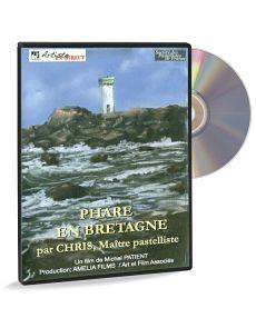 Phare en Bretagne par Chris, maître pastelliste (DVD)
