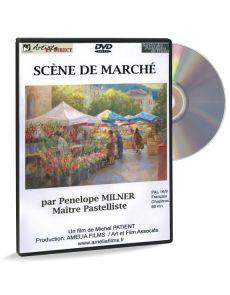 Penelope Milner - Scène de marché (DVD)