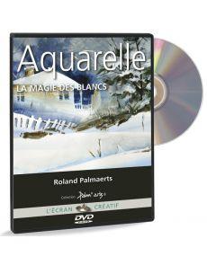 Roland Palmaerts - Aquarelle, La magie des blancs (DVD)