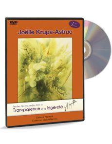Joëlle Krupa Astruc, Réaliser des aquarelles dans la transparence et la légèreté (DVD)