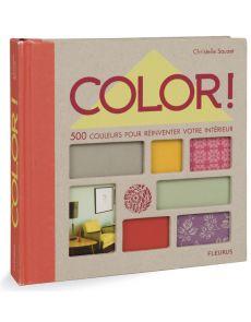 Color ! 500 couleurs pour réinventer votre intérieur
