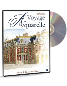 Michel Duvoisin, Voyage en Aquarelle (DVD)
