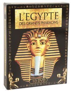 Coffret 10 DVD - L'Égypte des Grands Pharaons
